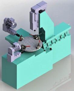 LINE OPERATION MACHINE
